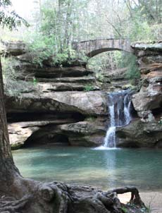 Old Man's Cave - Hocking Hills Weddings
