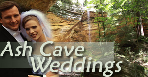 Ash Cave Weddings